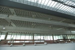 concretubos na construção de bibliotecas